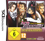 Ace Attorney Investigations : Miles Edgeworth