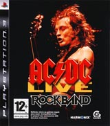 AC/DC Live : Rock Band Track Pack