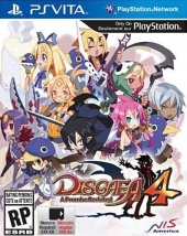 Disgaea 4 : A Promise Revisited