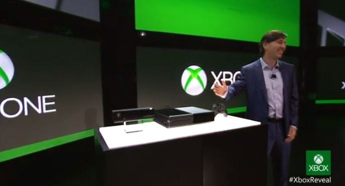 Conférence Xbox One
