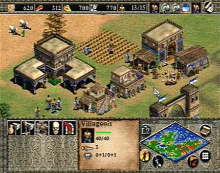 Resume age of empires 3